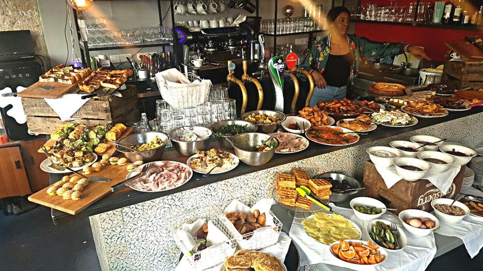 LE MONDIAL  |  75010    Restauration