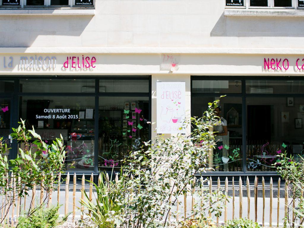 LA MAISON D'ÉLISE |  44000 Café