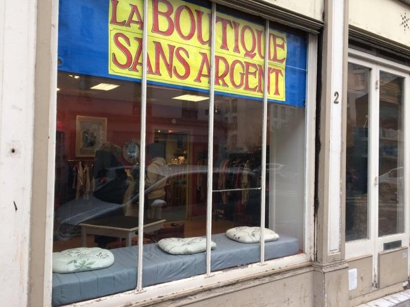 LA BOUTIQUE SANS ARGENT | 75012 Boutique
