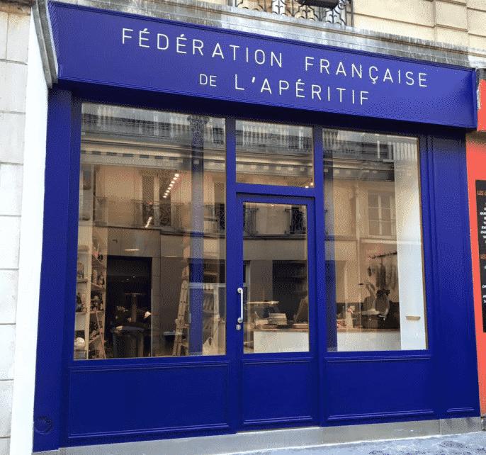 FÉDÉRATION FRANÇAISE DE L'APÉRITIF | 75010 SUPÉRETTE