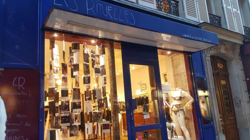 LES RITUELLES | 75018 Boutique