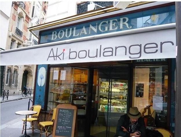 AKI BOULANGERIE | 75001 Boulangerie