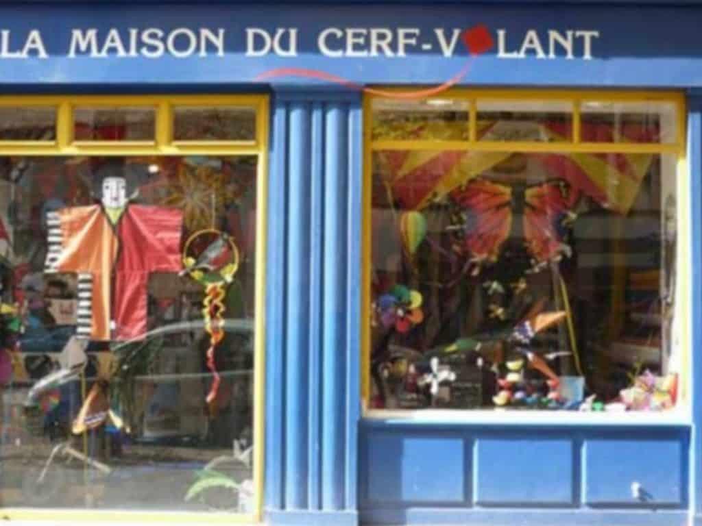LA MAISON DU CERF-VOLANT | 75012 Boutique