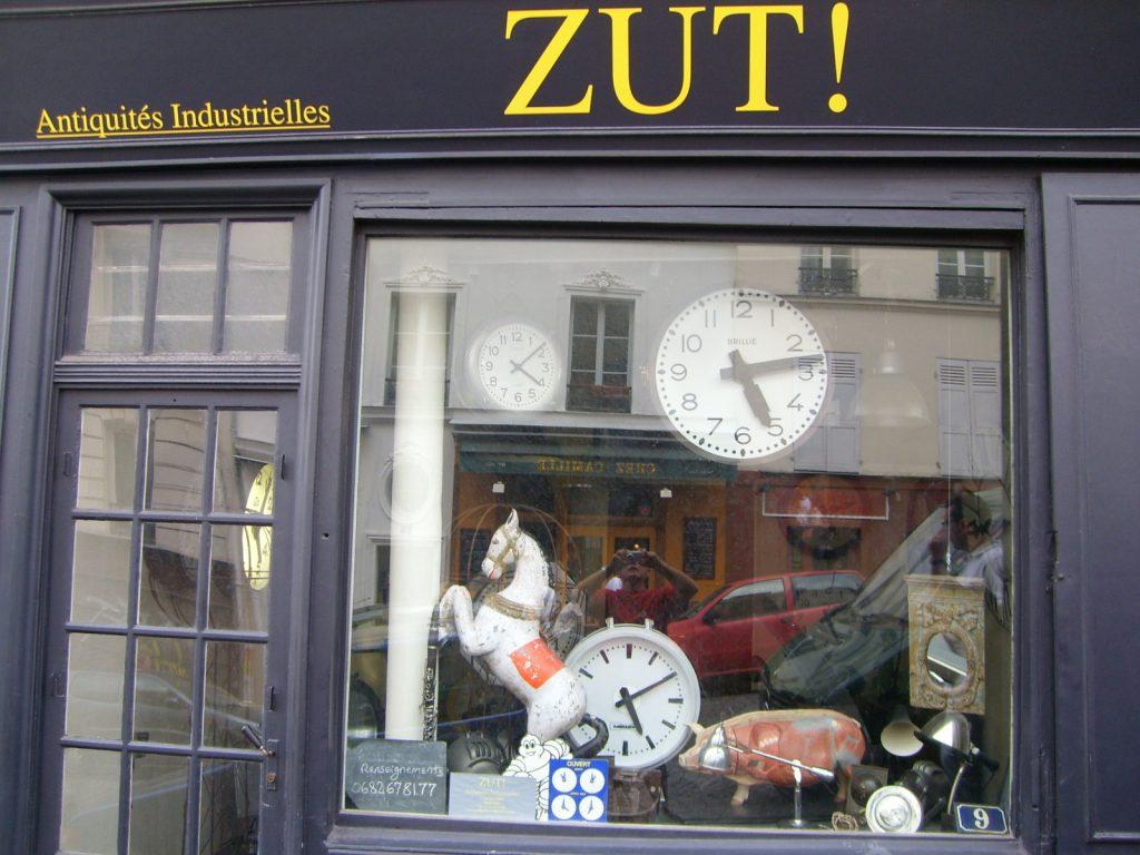 ZUT! | 75018 Boutique