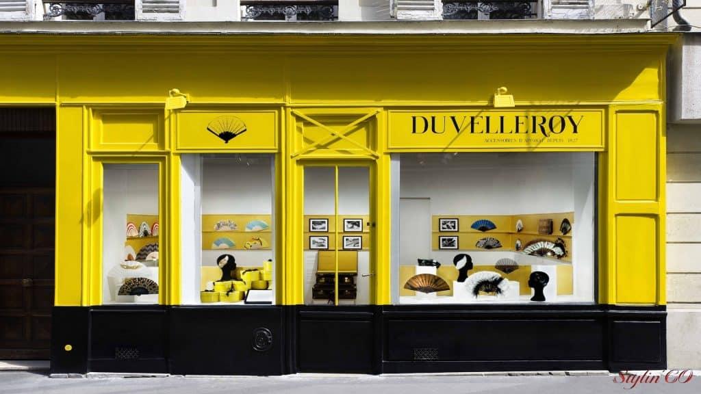 DUVELLEROY | 75007 Boutique