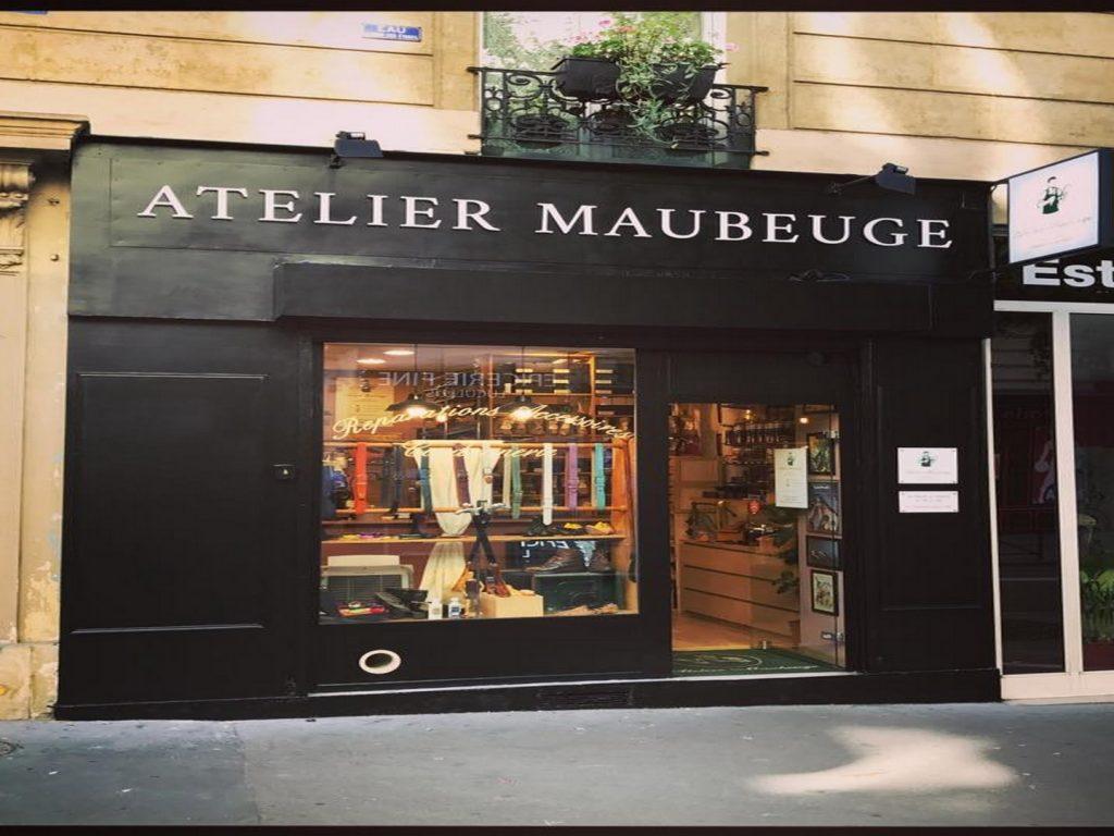 Atelier Maubeuge | 75009 Boutique