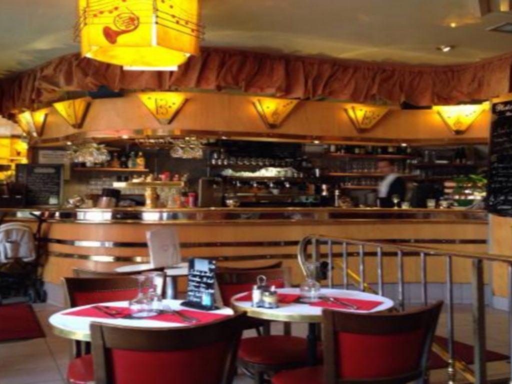 Le Café de l'Olympia | 75009 Restaurant