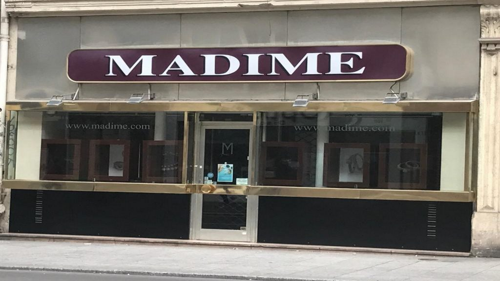 Madime | 75009 Boutique