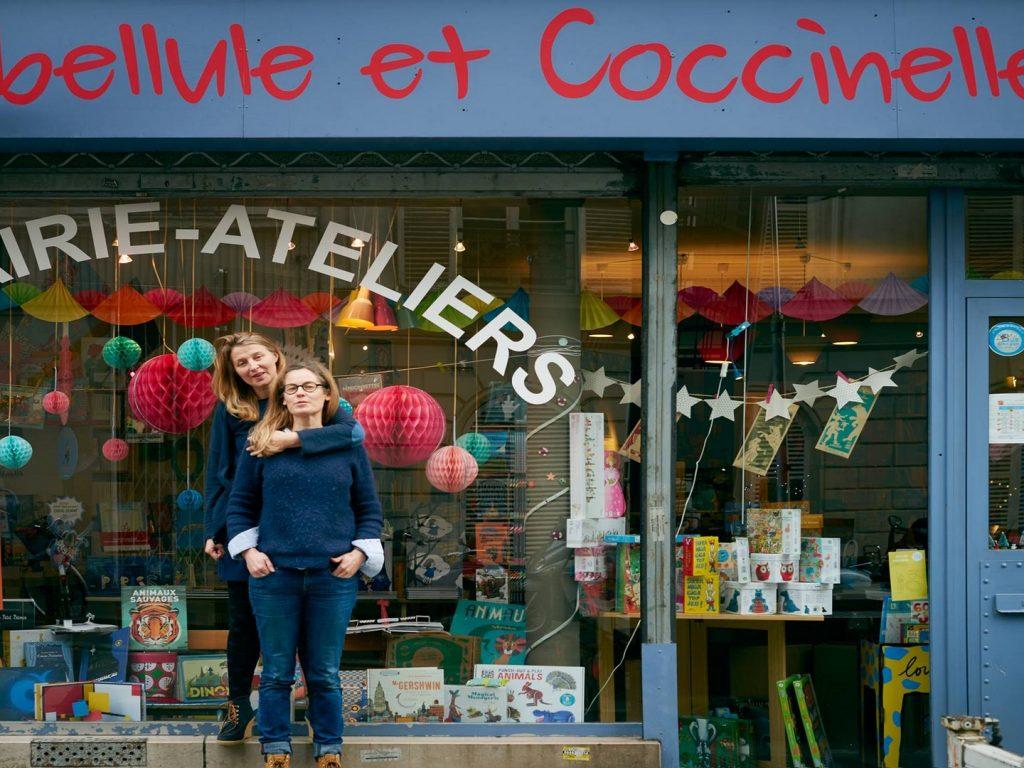 Libellule et Coccinnelle | 75009 Boutique