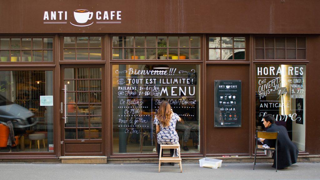 L'Anticafé | 75001 Paris