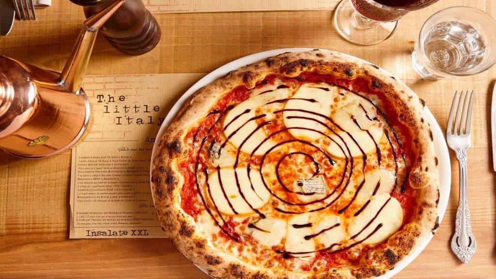 The Little Italy | 75019 Restaurant