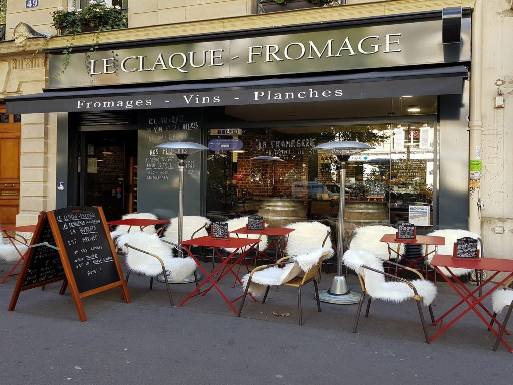 La Claque Fromage | 75009 Fromagerie
