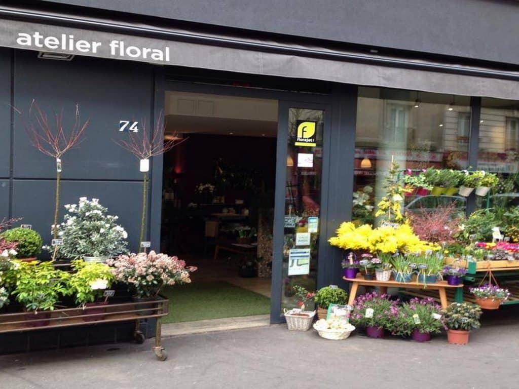 L'Atelier Floral | 75018 Fleuriste