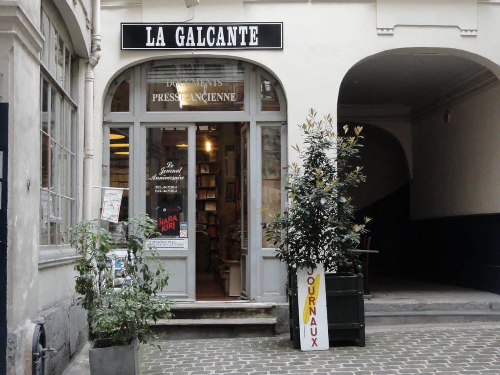 La Galcante | 75001 Librairie