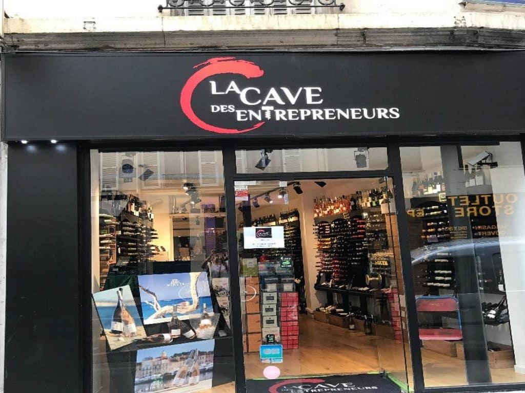 La Cave des Entrepreneurs | 75015 Caviste