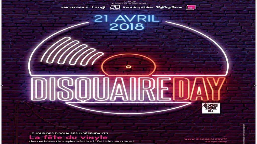 #MCBAfrance | Disquaire Day