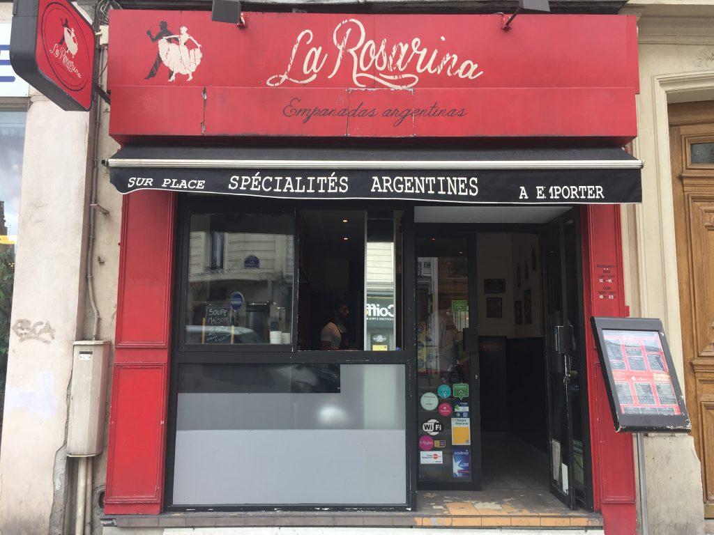 LA ROSARINA | #MCBAparis09