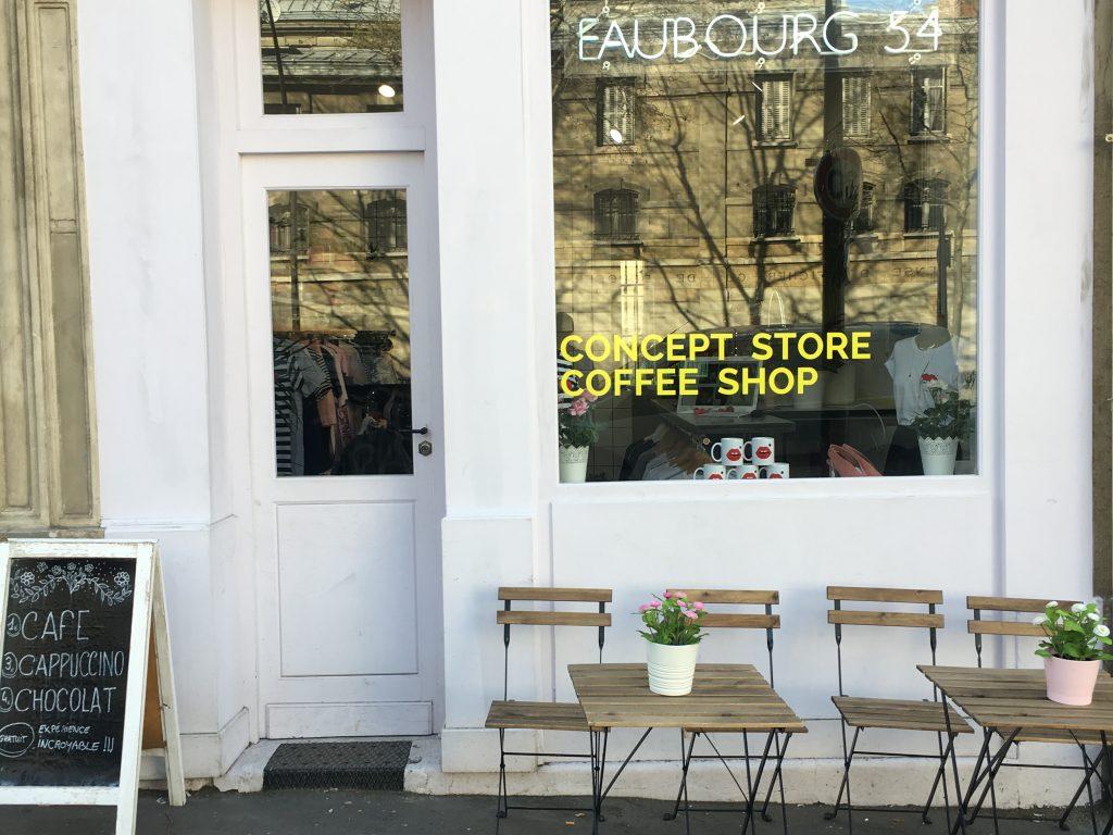 FAUBOURG 54 | #MCBAparis09